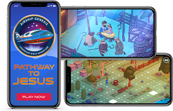 Airship Genesis: Pathway to Jesus Mobile Game