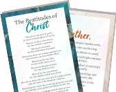 The Beatitudes of Christ