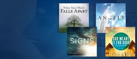 Attention Bible Strong Partners! - You Have Access to 8 New Partner Series
