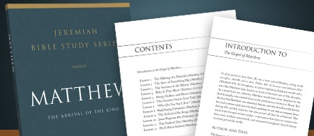 The New Jeremiah Bible Study Series - Take a Look Inside!