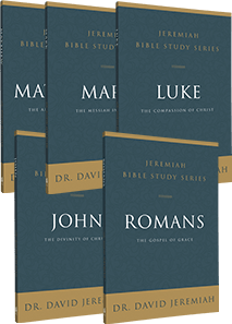 Jeremiah Bible Study Series Set