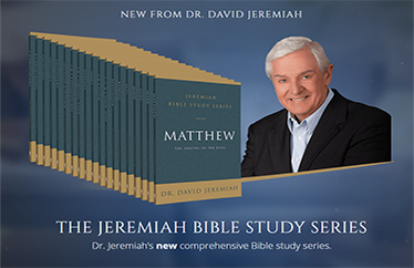 Explore the new Jeremiah Bible Study Series catalog