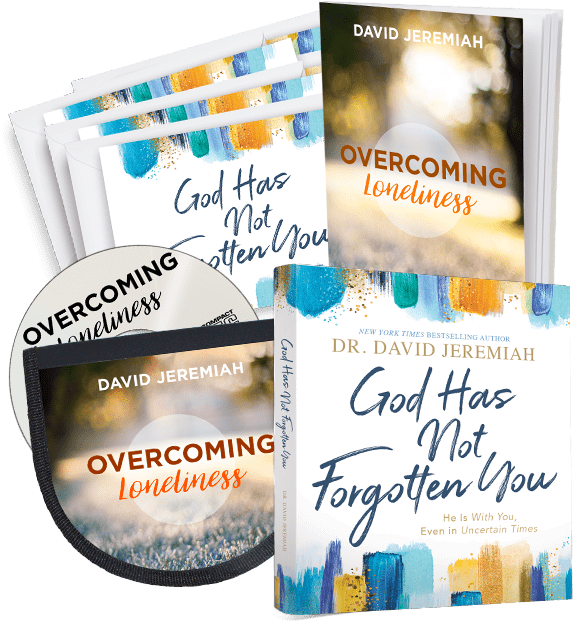 God Has Not Forgotten You & Overcoming Loneliness Set