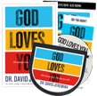 God Loves You CD/DVD Resource Set, Donation of $60 or more