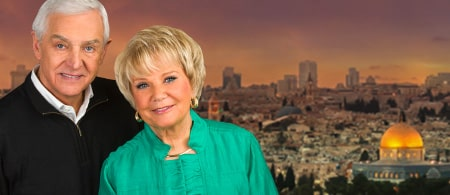 Step Into Scripture With David Jeremiah - 2022 Holy Land Tour