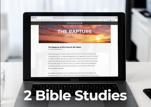 2 Bible Studies