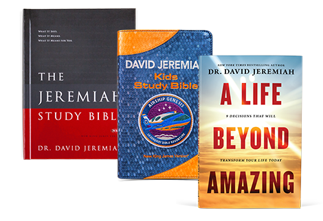 More great resources from David Jeremiah, visit our U.S. website DavidJeremiah.org