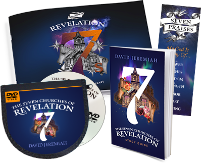 Seven Churches of Revelation Set