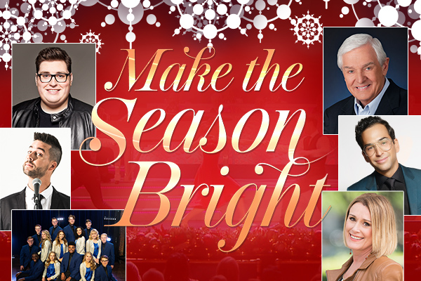 Make the Season Bright - Christmas on Broadway with David Jeremiah