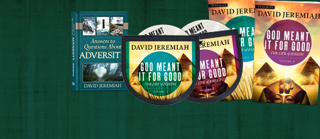 Be inspired and informed by the life of Joseph - God Meant It for Good Study Set