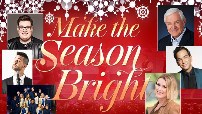 Make the Season Bright With David Jeremiah