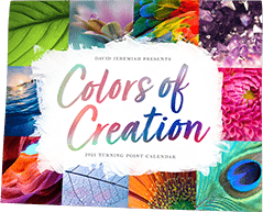Colors of Creation 2021 Calendar, Any $