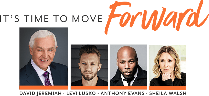 It's Time To Move Forward