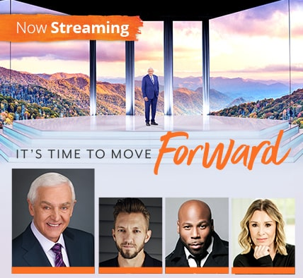 It's Time to Move Forward Online Event<