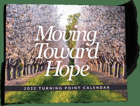 Moving Toward Hope 2022 Calendar