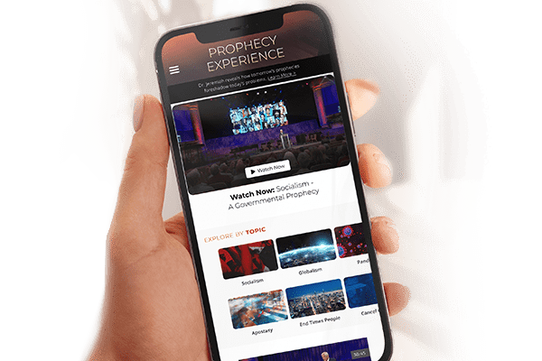Visit the New Online Prophecy Experience