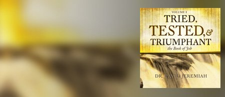 Now Streaming for Bible Strong Partners: - Tried, Tested, & Triumphant: The Book of Job
