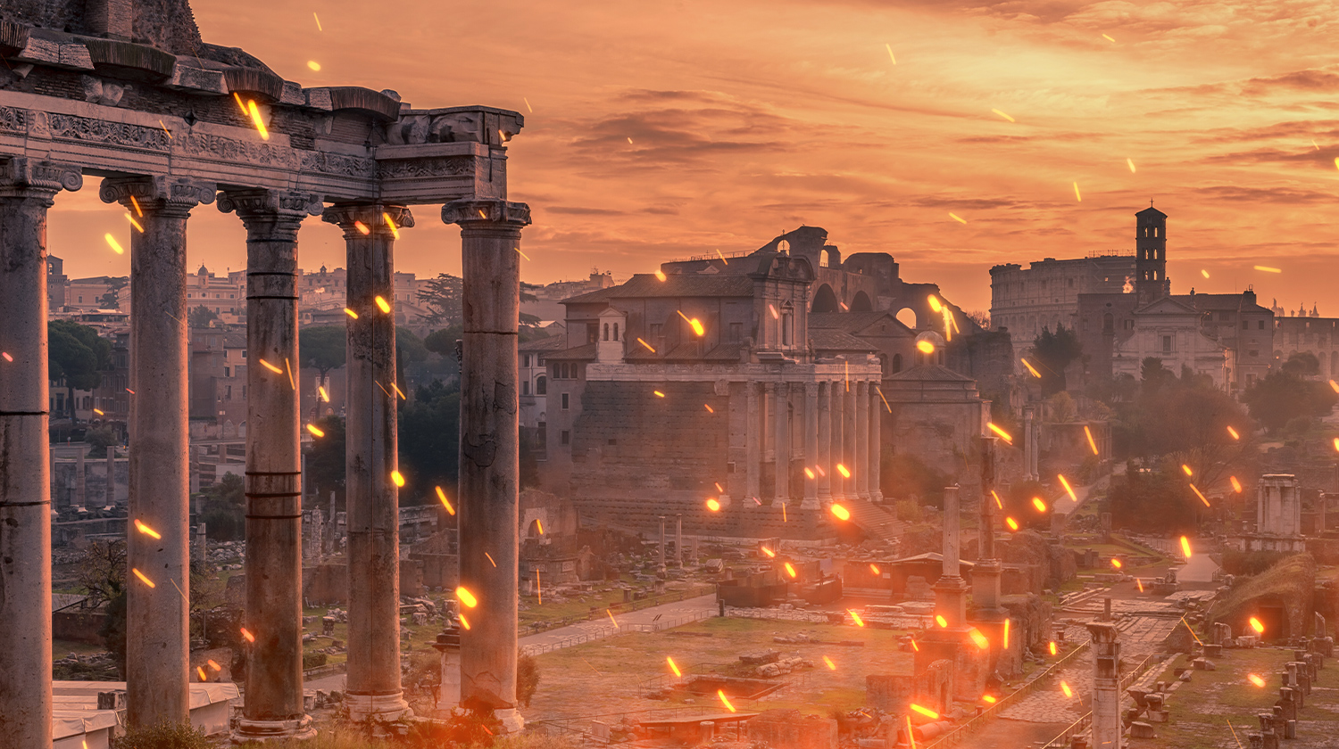 Prophecy Experience - Rome is Rising From the Ashes Just as Scripture Predicted