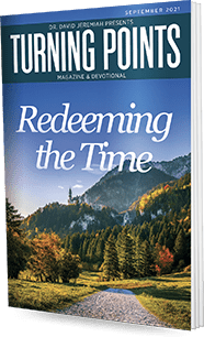 Free Monthly Magazine From David Jeremiah