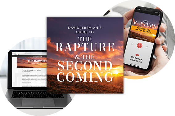 Special Presale Offer: David Jeremiah's Guide to the Rapture & the Second Coming