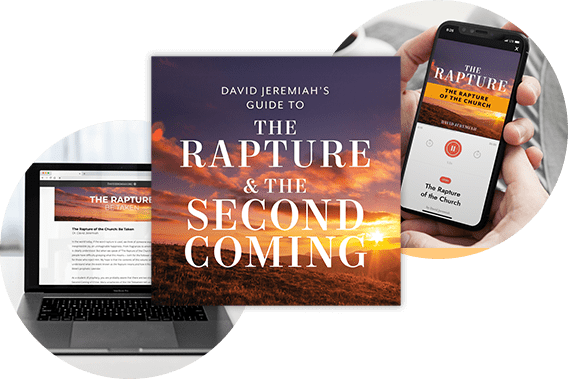 PRESALE OFFER: David Jeremiah's Guide to The Rapture & the Second Coming