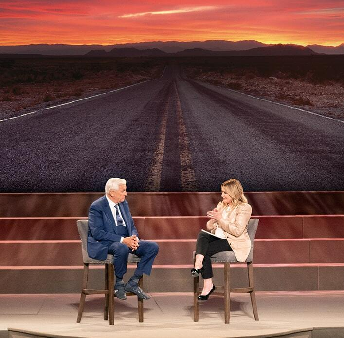 Where Do We Go From Here? Interview with Dr. David Jeremiah