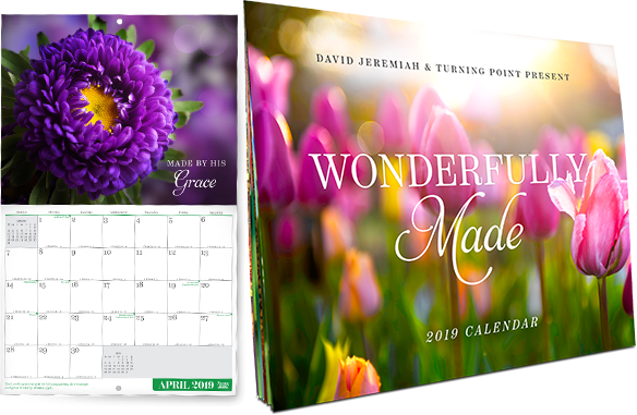 Exclusive 2019 Turning Point Calendar