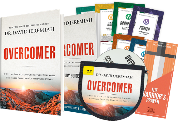 Overcomer CD or DVD Set