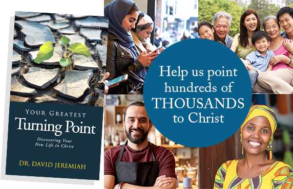 Your Greatest Turning Point Outreach - Help us point hundreds of thousands to Christ