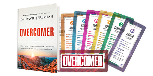 Overcomer Book Set