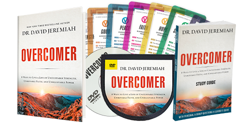 Overcomer DVD or CD Set