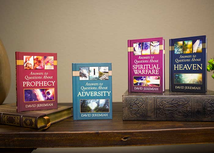 Dr. Jeremiah's Questions & Answers Collection