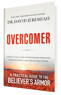 Overcomer - New From Dr. David Jeremiah Special Presale Offer!