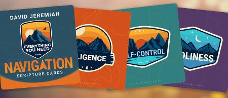 Navigation Scripture Cards - Request your free set