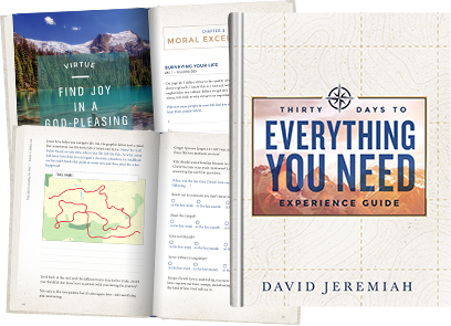 Thirty Days to Everything You Need Experience Guide
