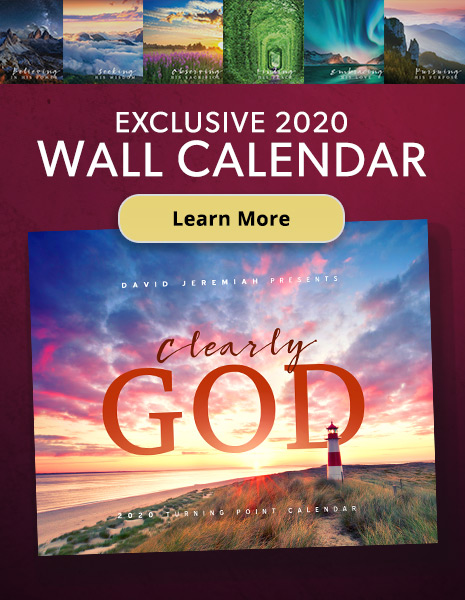 Exclusive 2020 Wall Calendar! Learn More