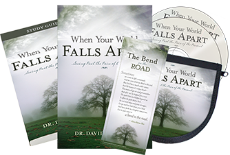 When Your World Falls Apart Resource Set With A Gift of $60 or More