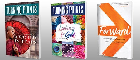 Turning Points Magazine & Devotional - Request Your Complimentary Subscription