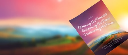 Claiming, Reclaiming, and Proclaiming - Partner With Us in Prayer