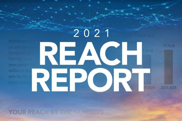 2021 Reach Report