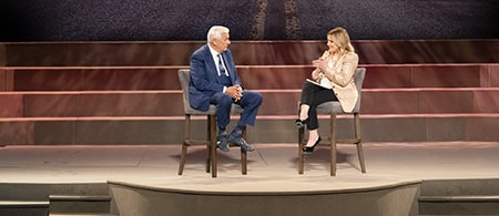 Sheila Walsh and Dr. David Jeremiah - Watch the New Interview