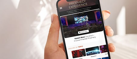 Extended Messages, Bible Prophecy Q&A, and More - Online Prophecy Experience
