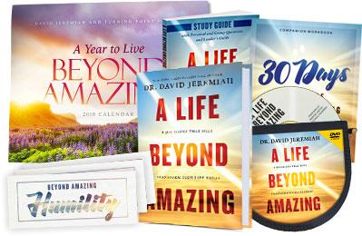 A Life Beyond Amazing Workbook Set