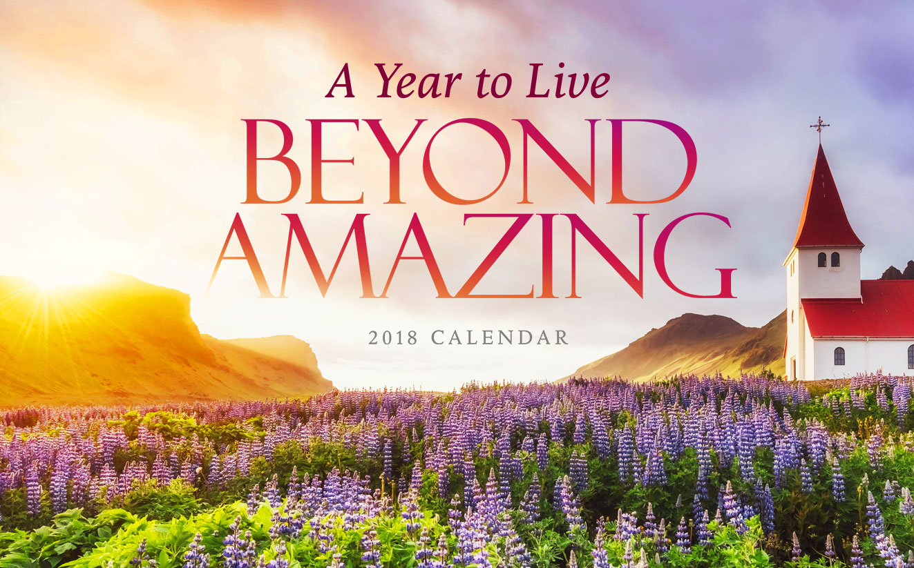 Turning Point 2018 Calendar