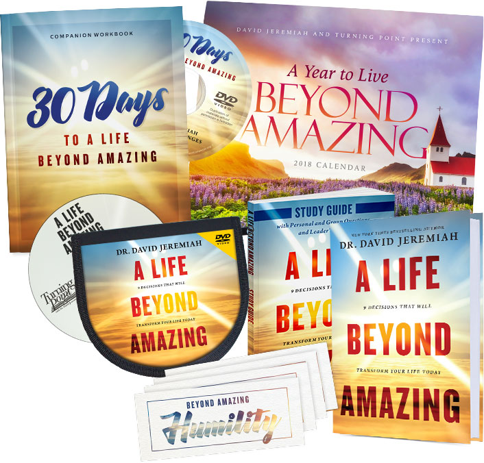 30 Days to a Life Beyond Amazing Workbook Set