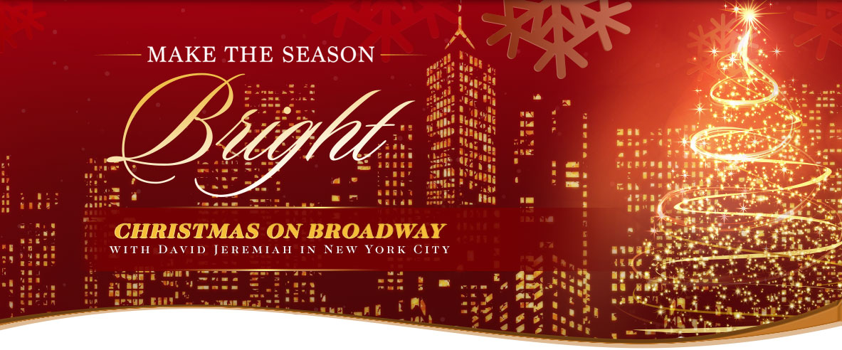 christmas on broadway television special davidjeremiah org