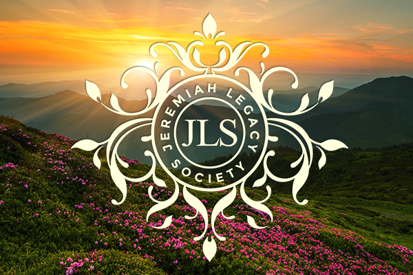 The Jeremiah Legacy Society