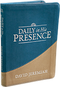Request Your Daily in His Presence 366-day Devotional with a gift of any amount