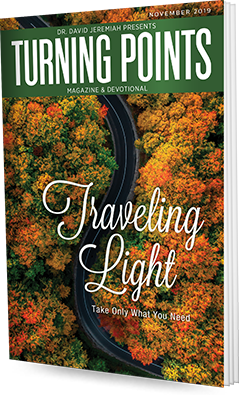 Free Trial Subscription - Turning Points Magazine and Devotional