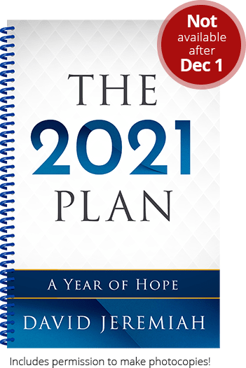 The 2021 Plan - A Year of Hope - Not available after Dec 1